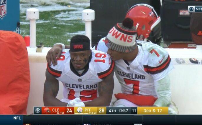 NFL 2017 Cleveland Browns