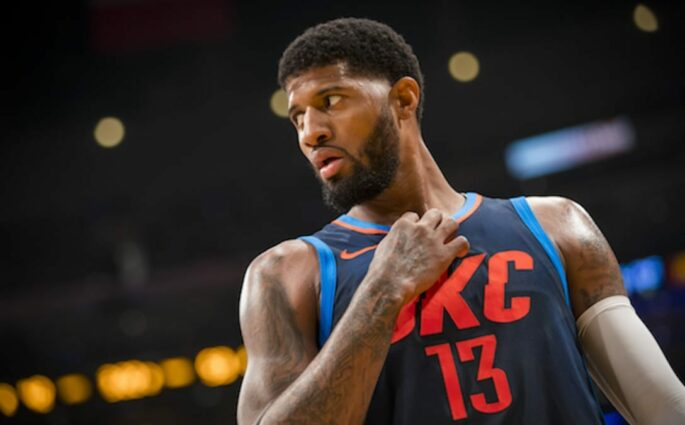 Paul George All Star Game