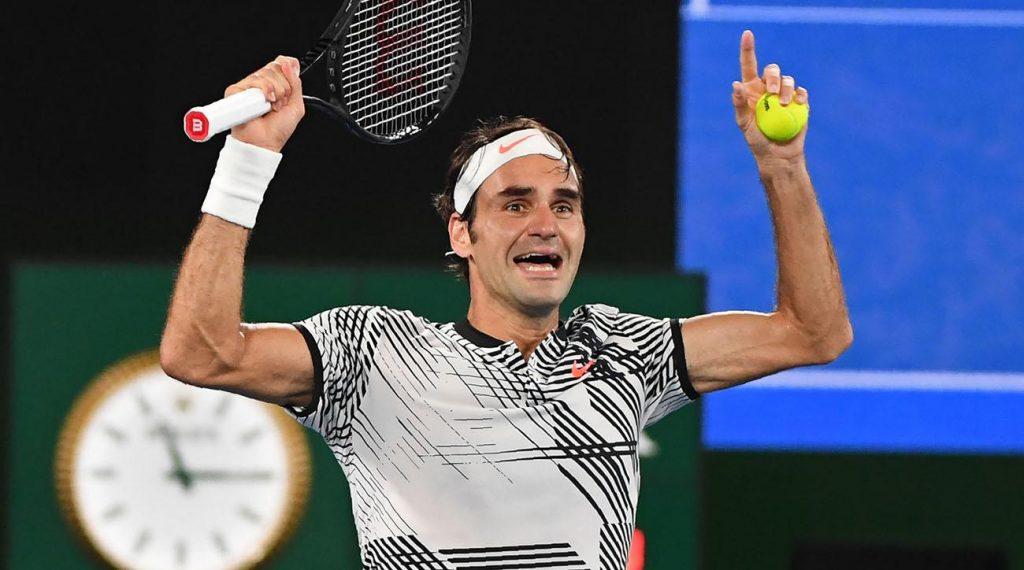 Roger Federer Australie Open
