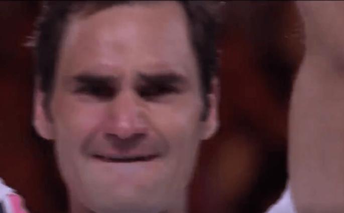 Roger Federer Open Australie