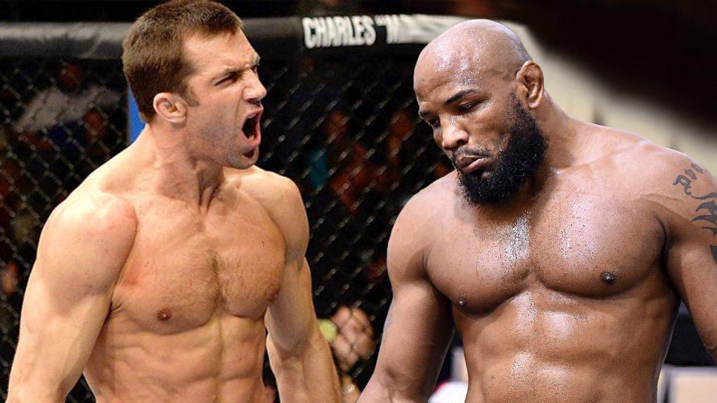 Whittaker blessé, Rockhold vs. Romero en main-event de l'UFC 221