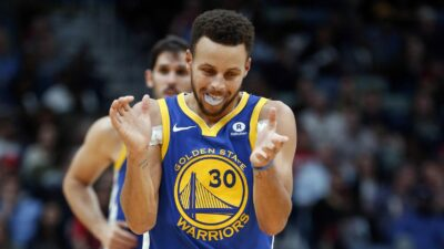 Stephen Curry Los Angeles Clippers