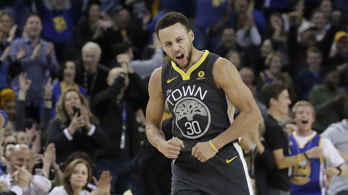 Les Warriors prennent leur revanche sur les Rockets !