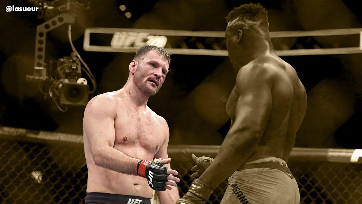 Plus grand heavyweight all-time à l'UFC - Les 6 travaux de Stipe Miocic
