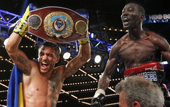 Top 5 boxeurs planete