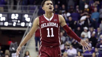 Trae Young NCAA