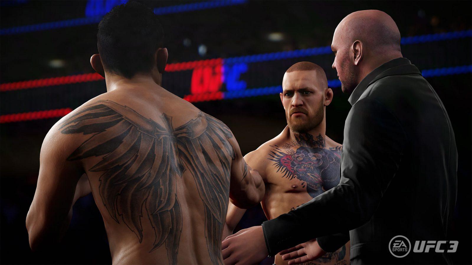 Test XXL EA SPORTS UFC 3 - Ça envoie du très lourd