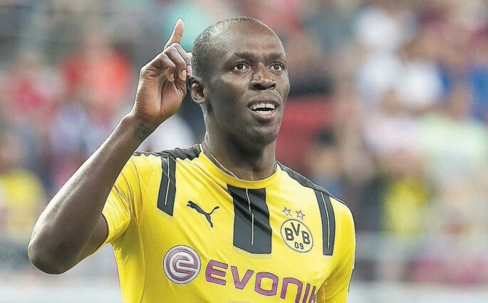 Usain Bolt fera des tests avec le Borussia Dortmund en mars