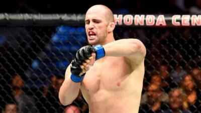 Volkan Oezdemir Interview UFC 220