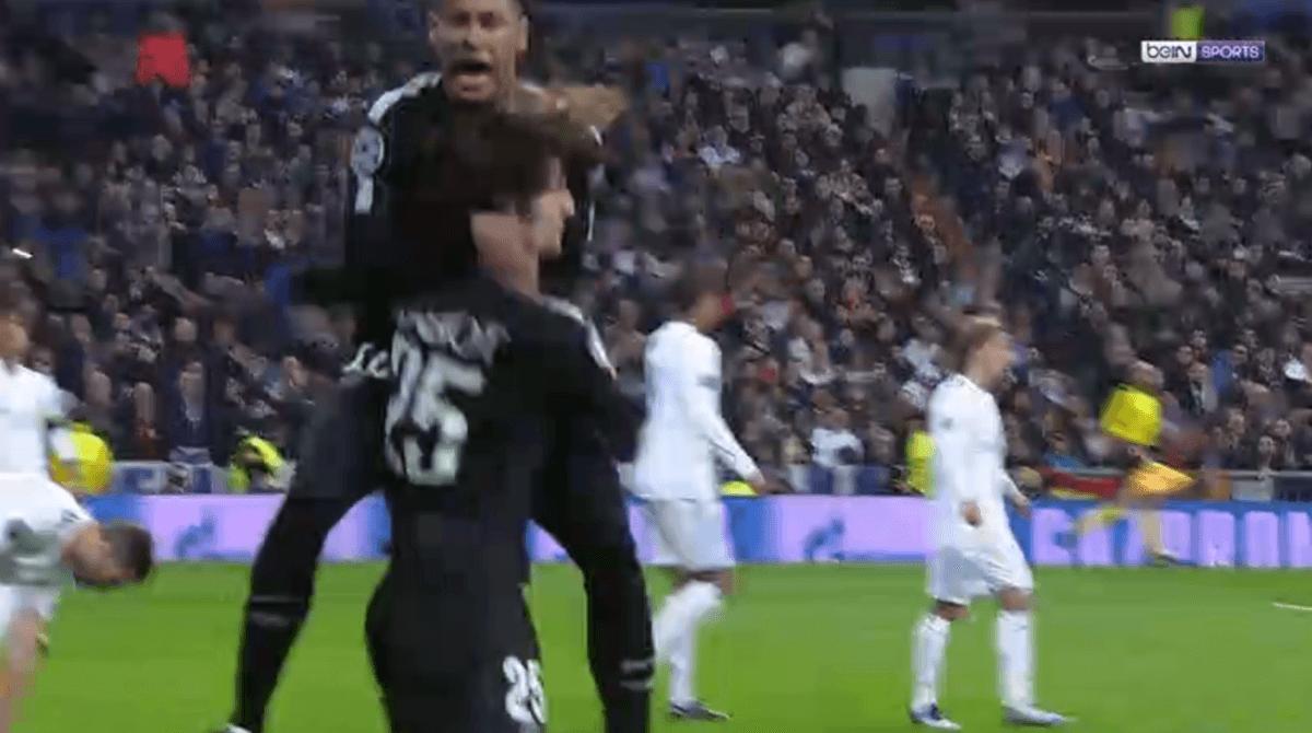Adrien Rabiot Real Madrid