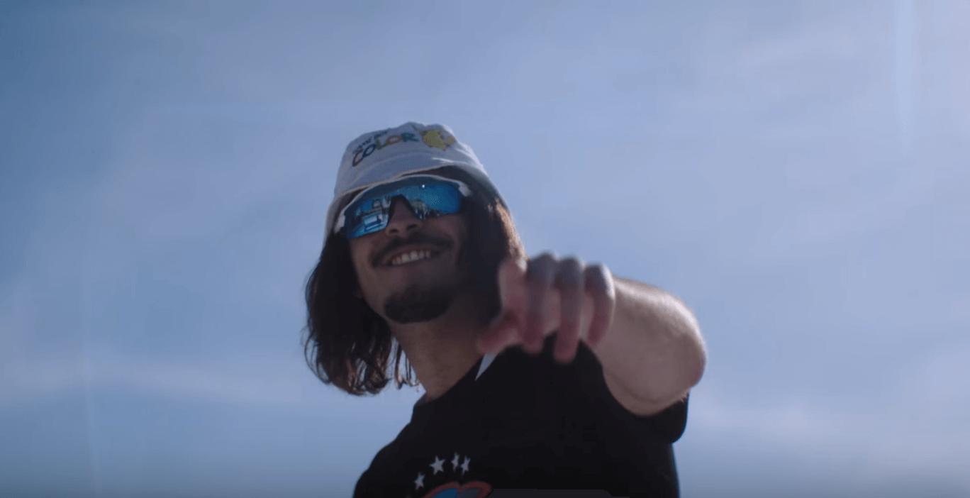 Bizarre Lorenzo Vald trolls du rap