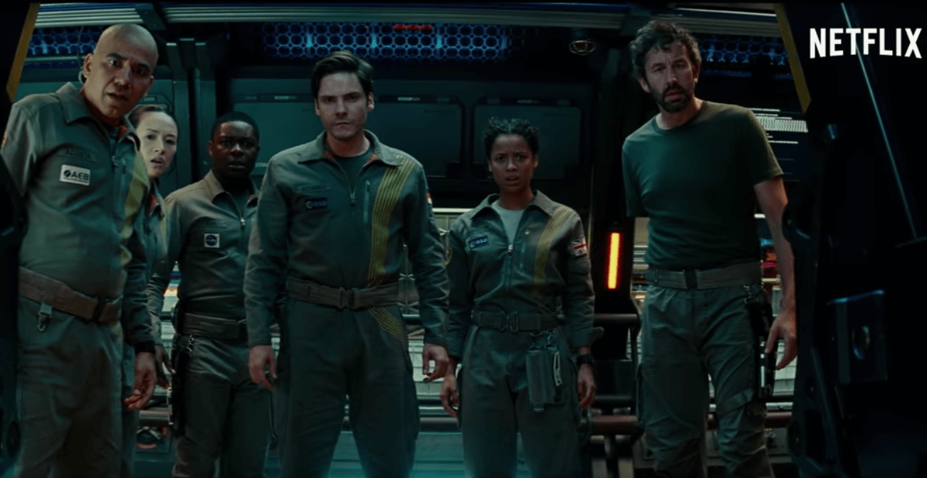 Le film est disponible — The Cloverfield Paradox