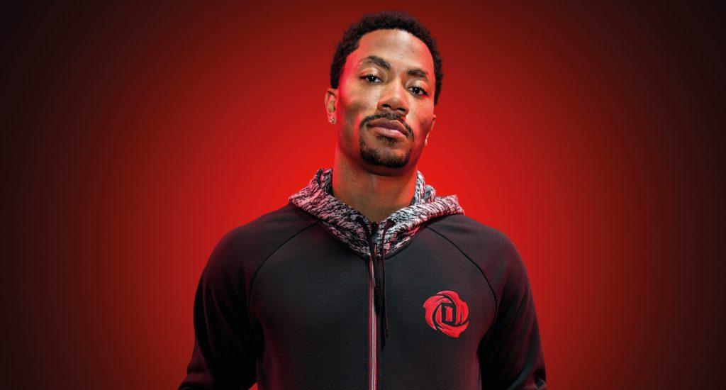 Derrick Rose Adidas