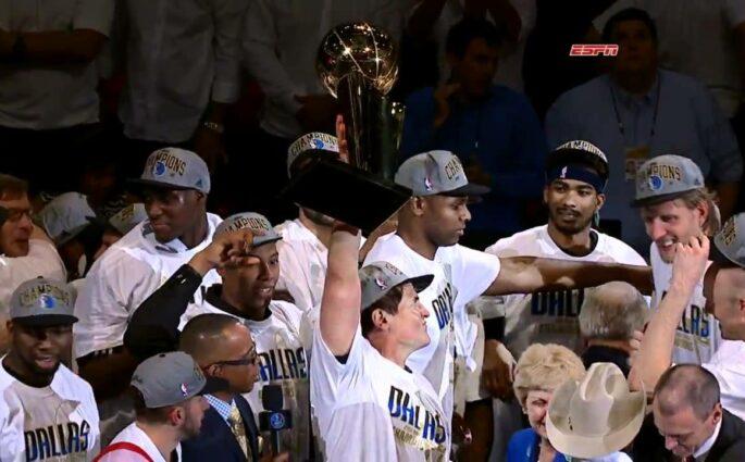 ESPN NBA Dallas Mavericks