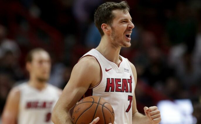 Goran Dragic au All-Star Game