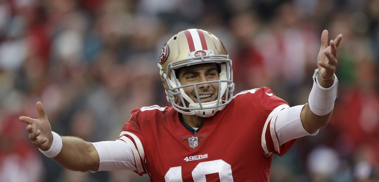Jimmy Garoppolo 49ers contract