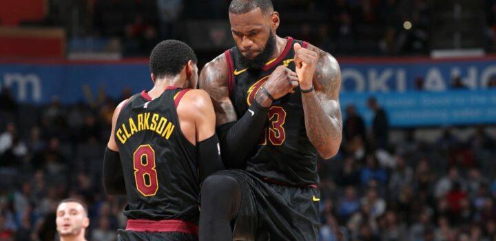 LeBron James passe Abdul-Jabbar au nombre de paniers en playoffs