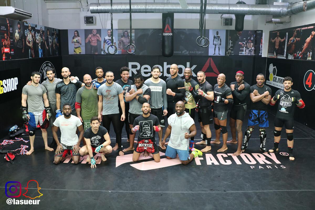 MMA Factory Fernand Lopez