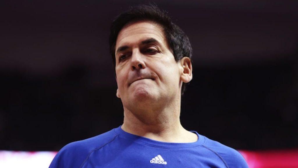 Mark Cuban Dallas Mavericks
