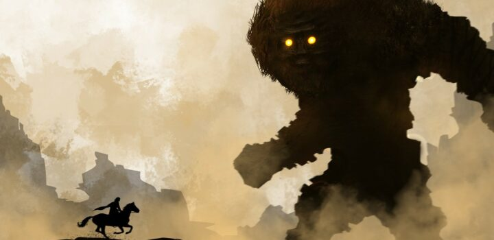 Test Shadow of the Colossus – The Lost City of the Colossus