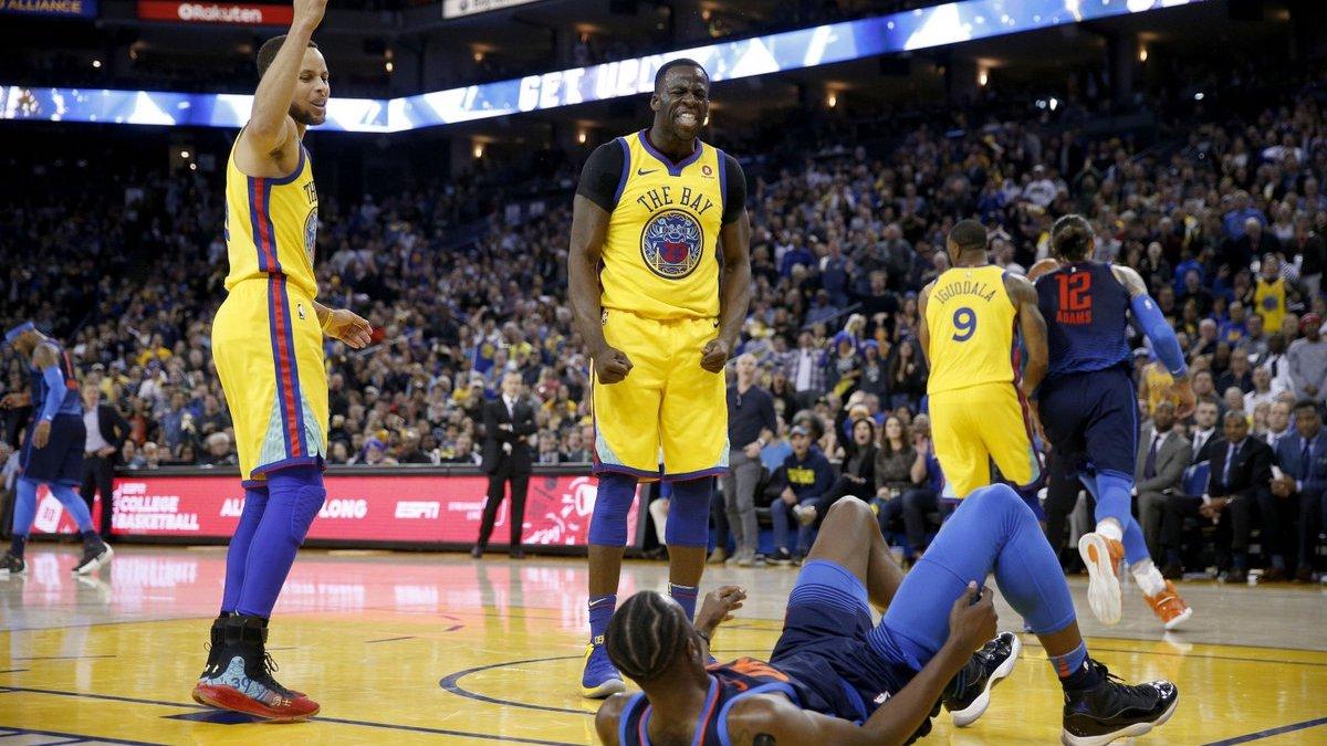 Warriors Thunder