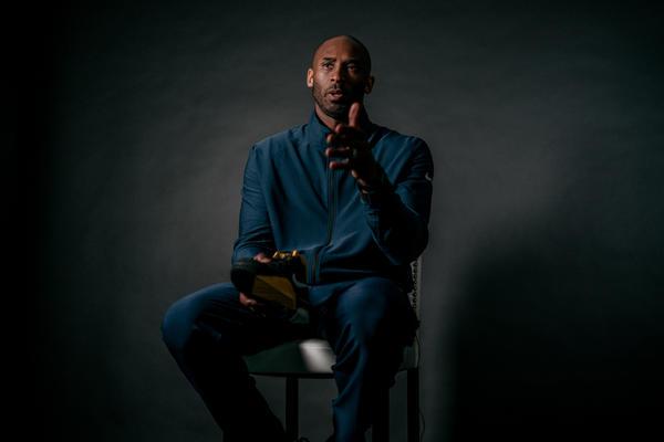 Kobe Bryant présente la Nike Zoom Kobe 1 Protro