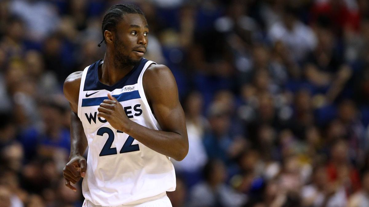 Andrew Wiggins Wolves