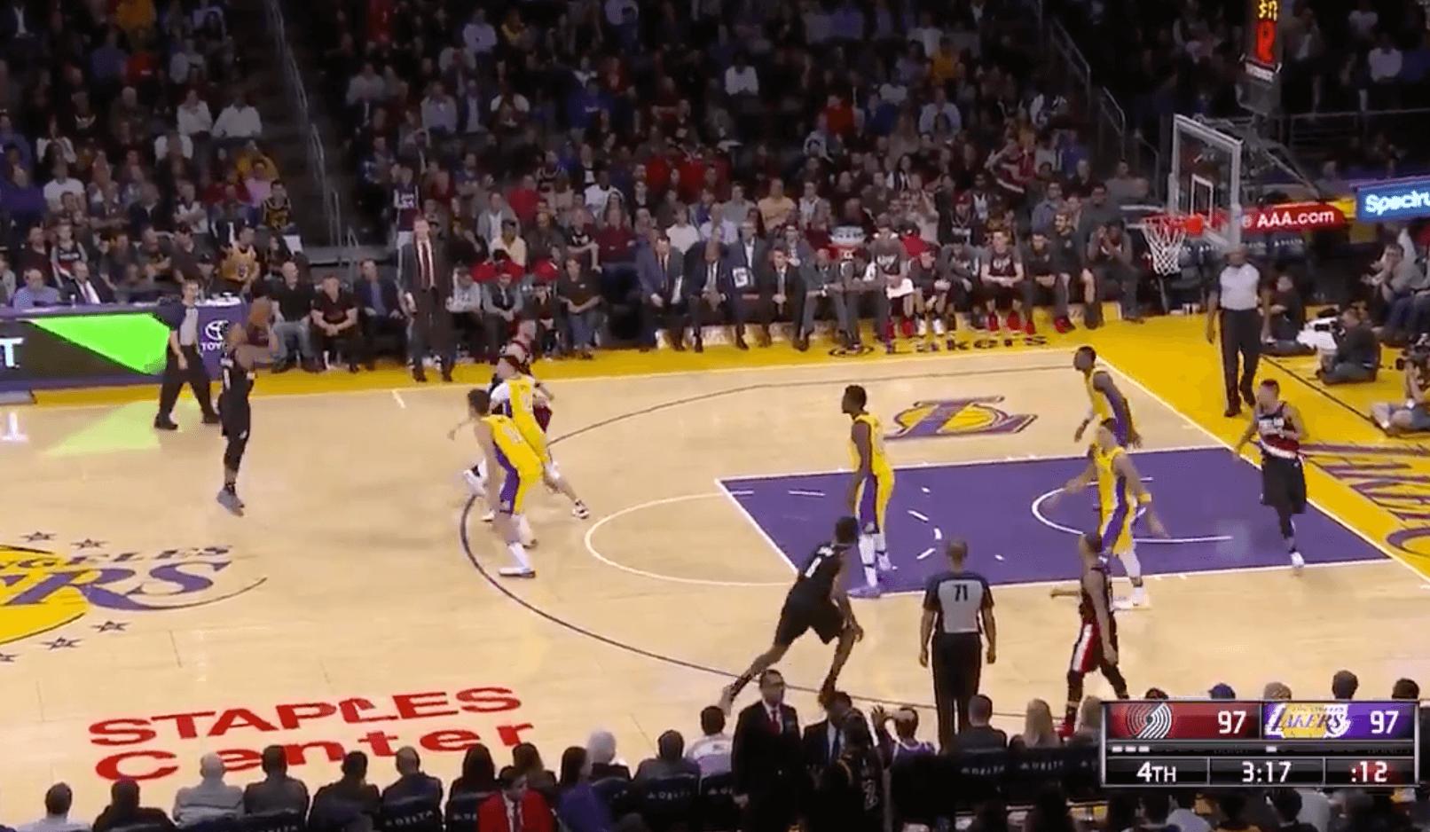 Damian Lillard Lakers
