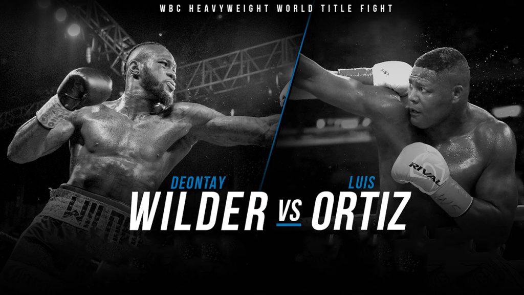 Deontay Wilder Luis Ortiz preview