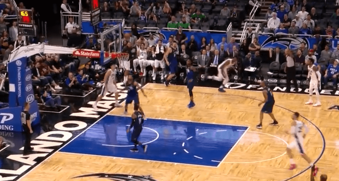 Joel Embiid Steph Curry 3-points