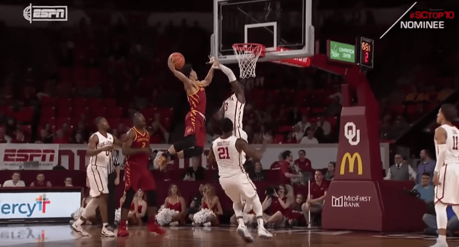 Lindell Wigginton poster NCAA