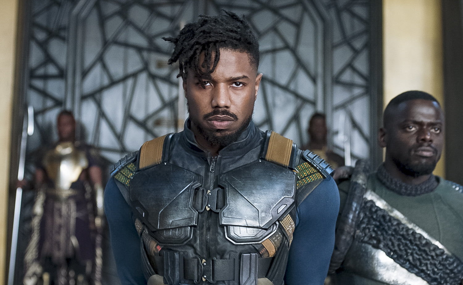 Michael B Jordan Black Panthers