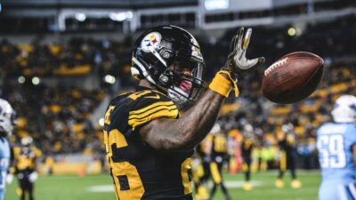 Steelers Le Veon Bell