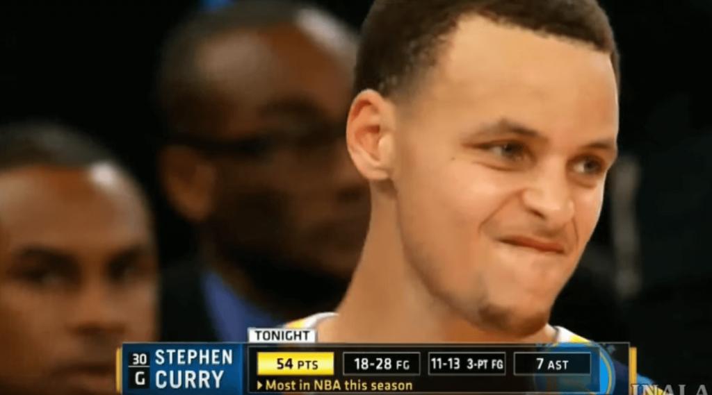 Stephen Curry New York Knicks 2013
