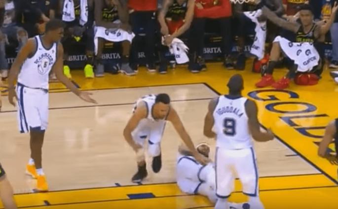 Stephen Curry injury warriors