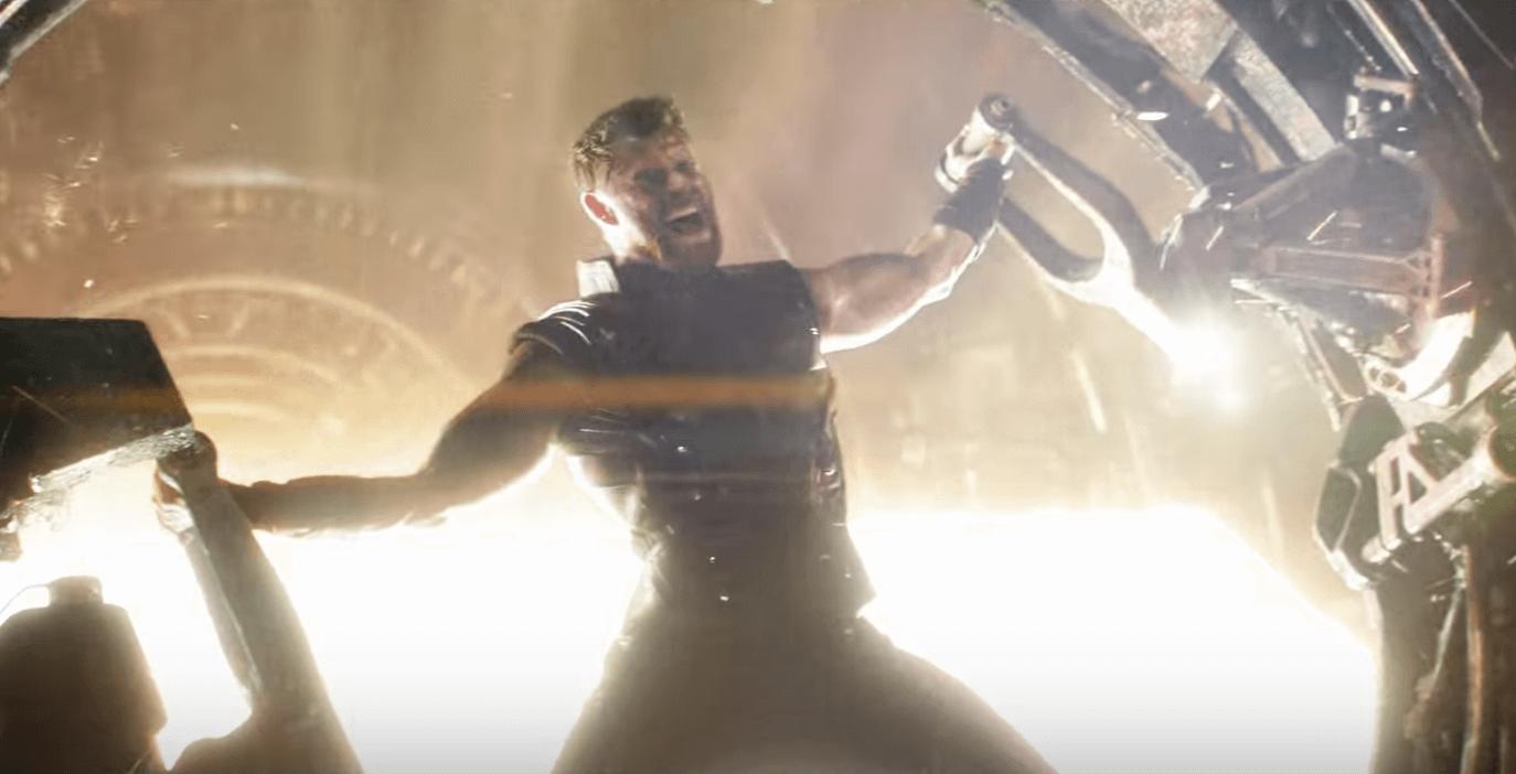 Les toutes dernières images d'Avengers : Infinity War