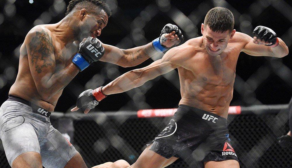 Tom Duquesnoy UFC London Ware