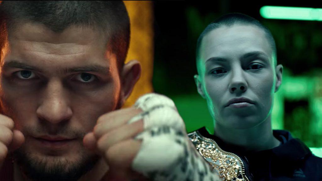 UFC Khabib vs. Ferguson Rose vs. Joanna