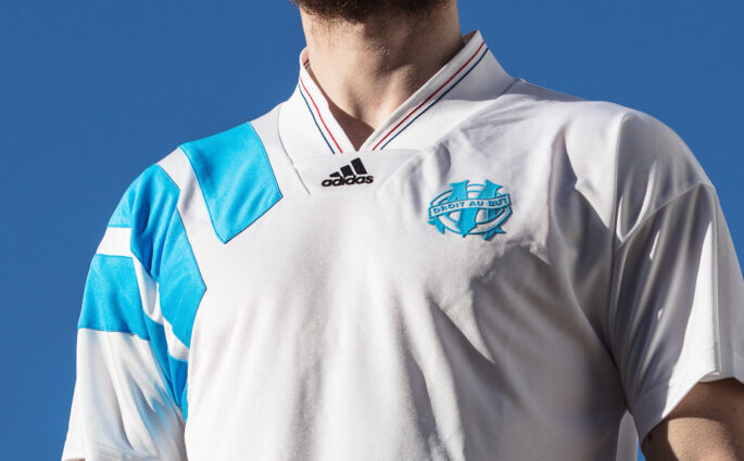 maillot OM Olympique Marseille Collector