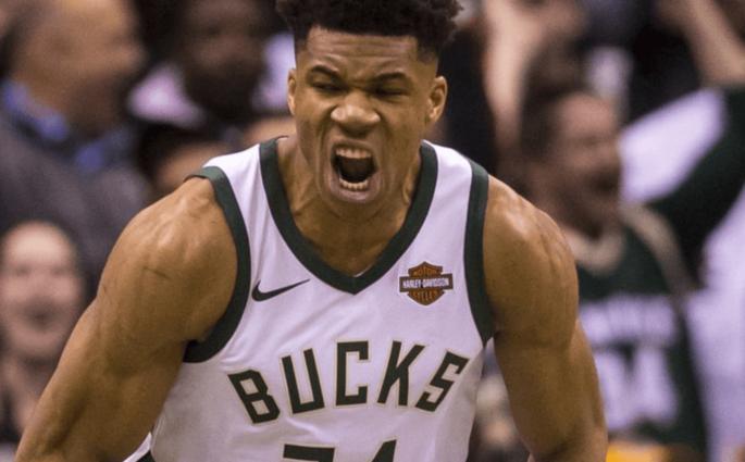 Antetokounmpo Celtics Bucks
