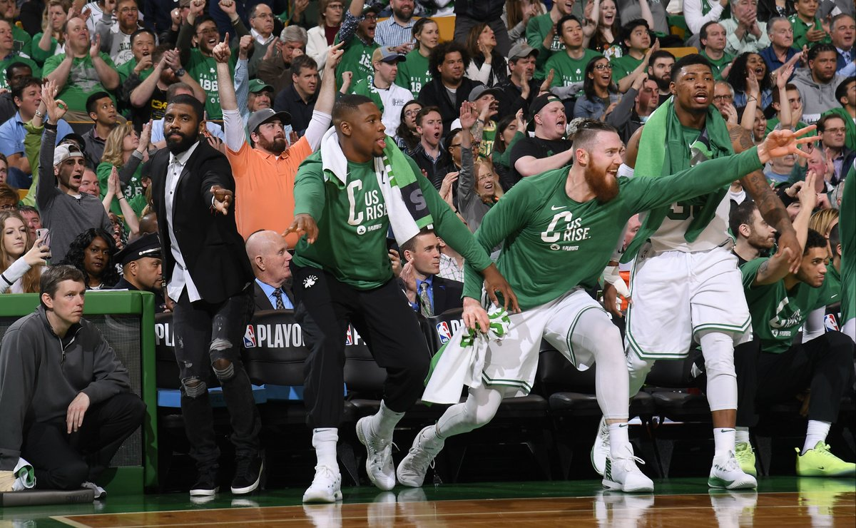 Les Boston Celtics reprennent l'avantage face aux Milwaukee Bucks !