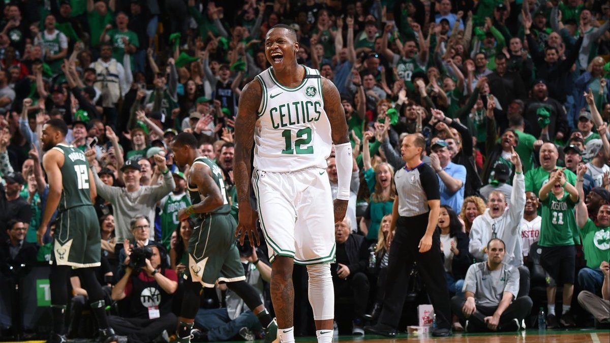 Les Boston Celtics sortent les Bucks au Game 7 !