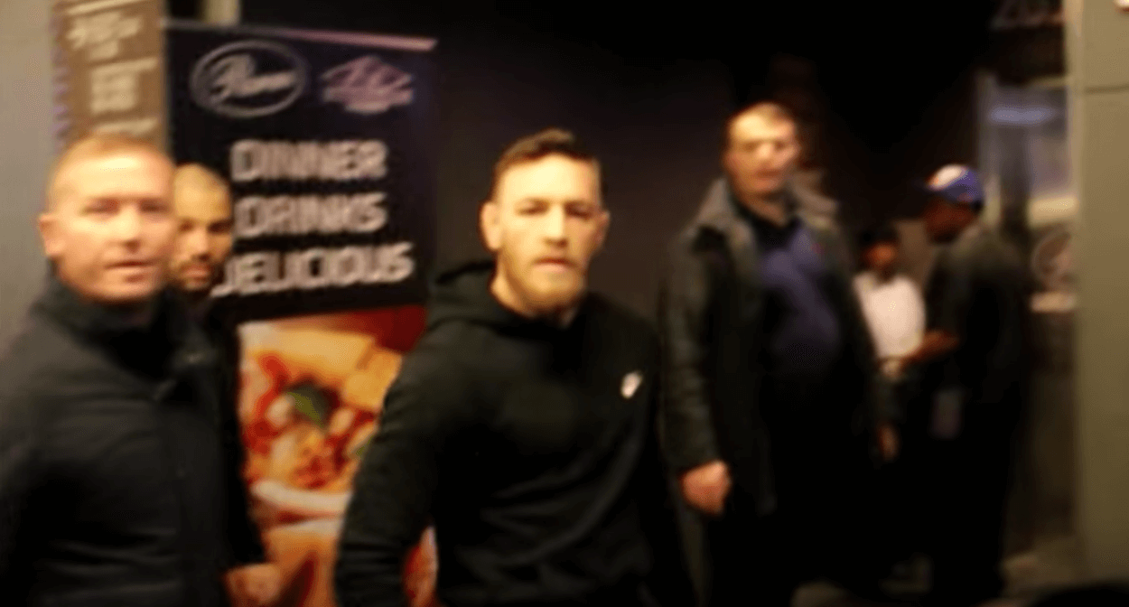 Conor Mc Gregor UFC 223