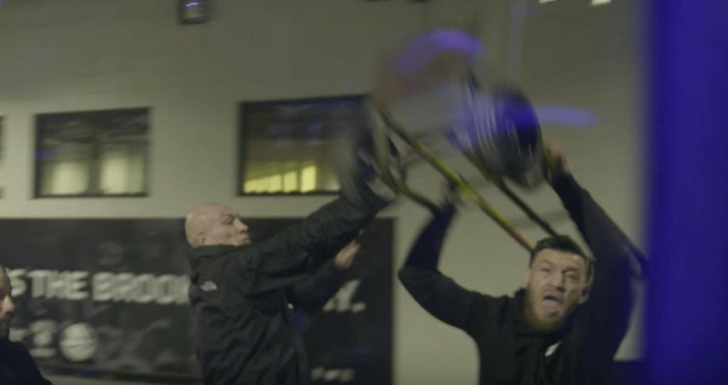Conor McGregor UFC Media Day UFC 223