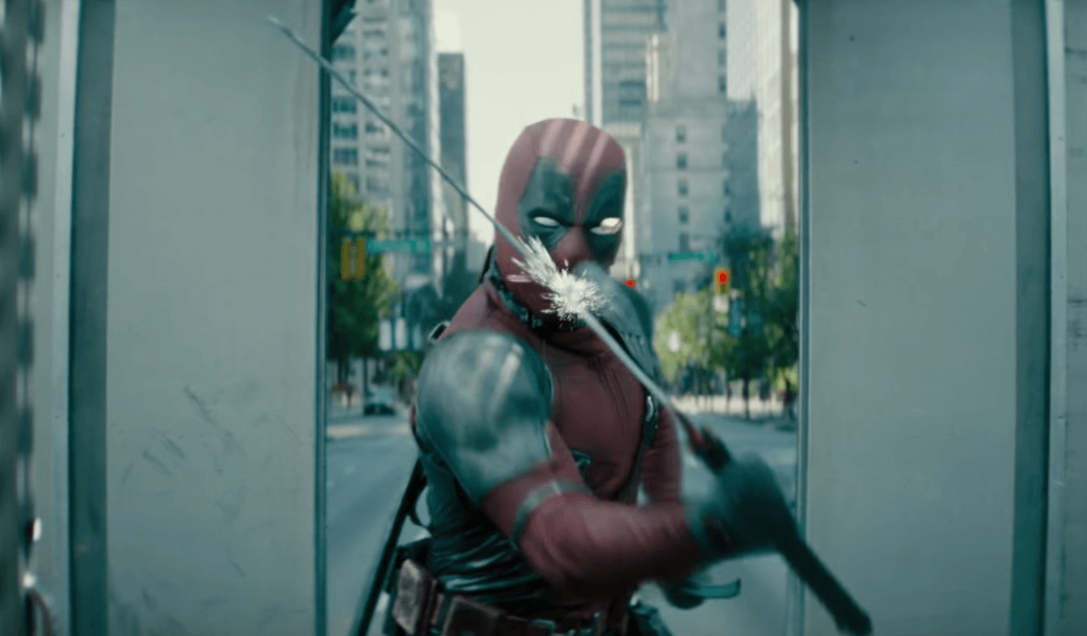 Trailer final hilarant et explosif pour Deadpool 2