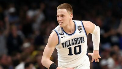 Donte DiVincenzo Michigan NCAA
