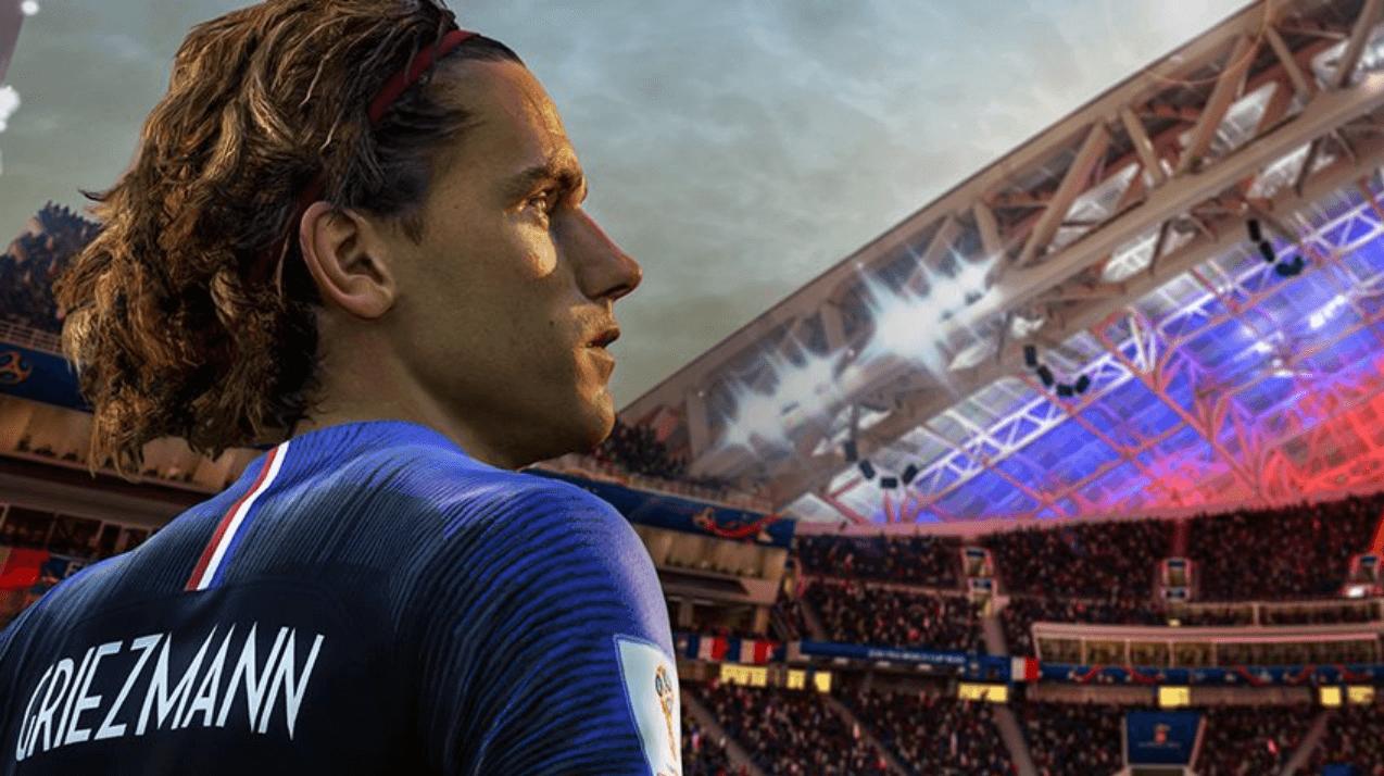 FIFA 18 - la mise à jour Coupe du Monde 2018 sera gratuite !