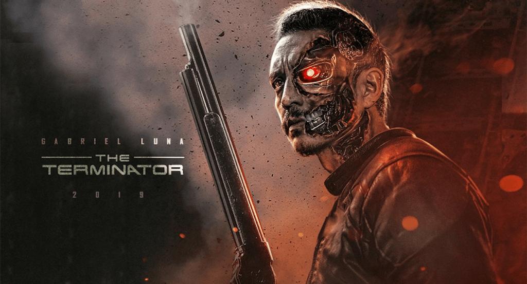 Gabriel Luna Terminator James Cameron