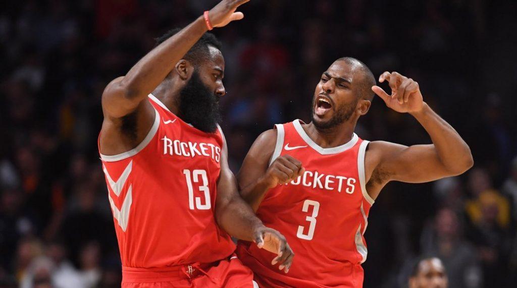 Pour le Game 4, les Rockets ont explosé les Wolves dans le Minnesota