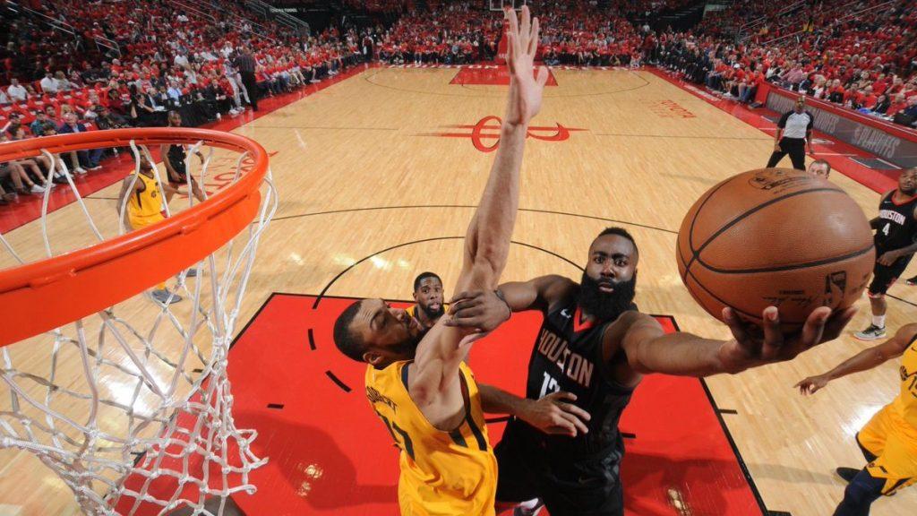 James Harden calme le Utah Jazz pour une première rouste !